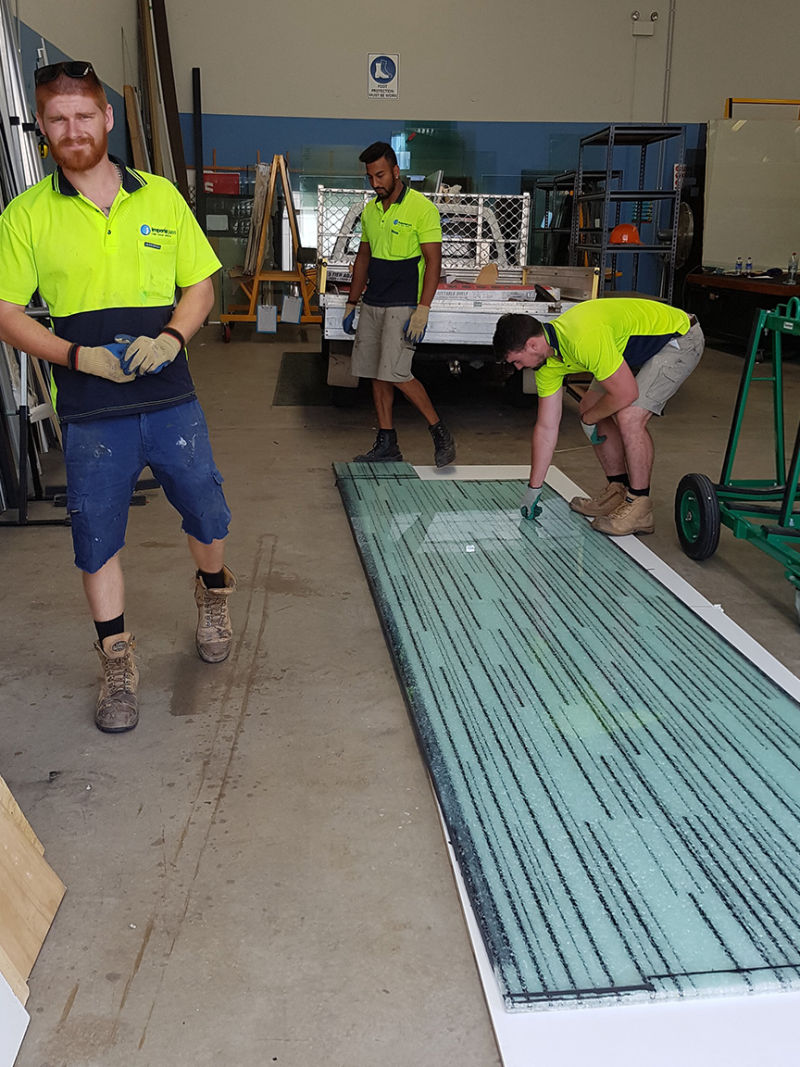 About Imperial Glass Perth