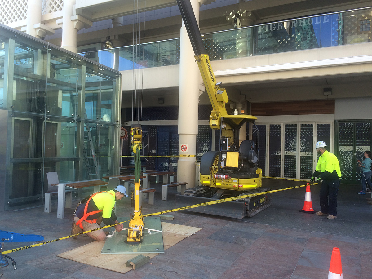Projects Glass Installation Perth
